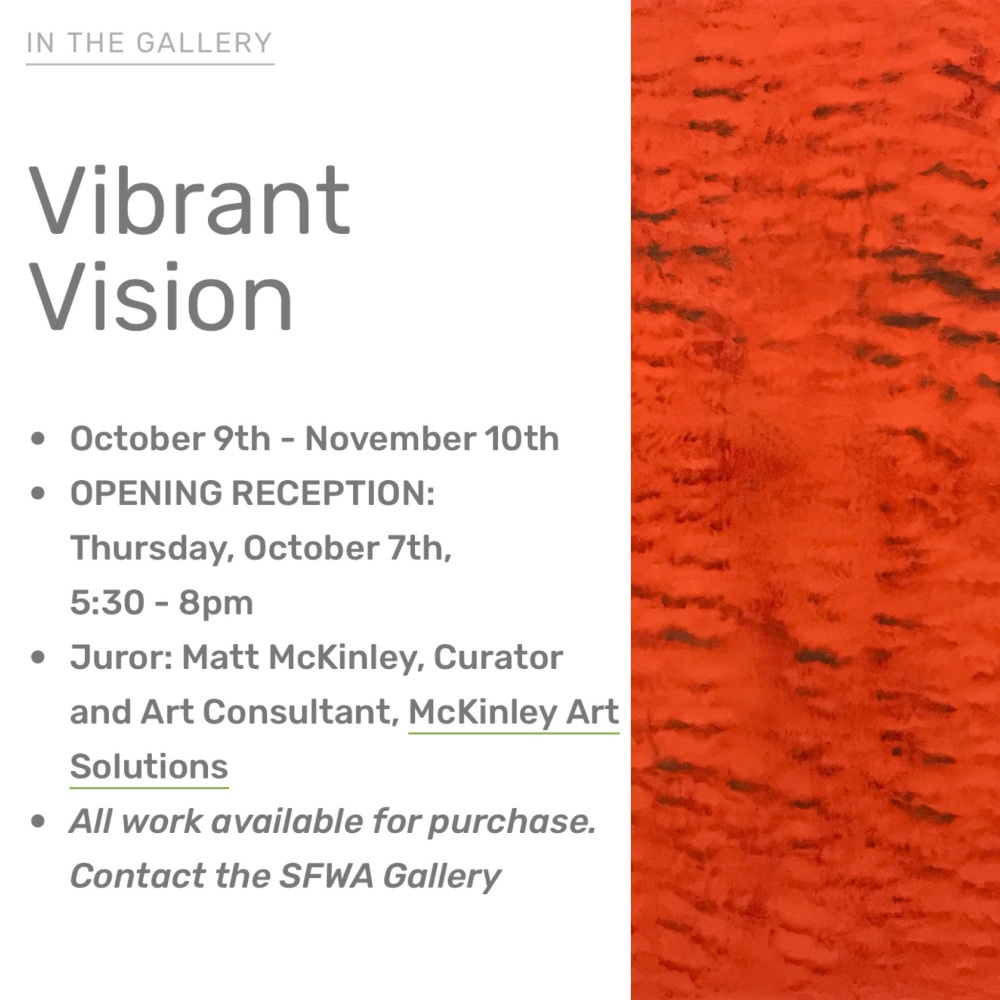 vibrant visions exhibition
